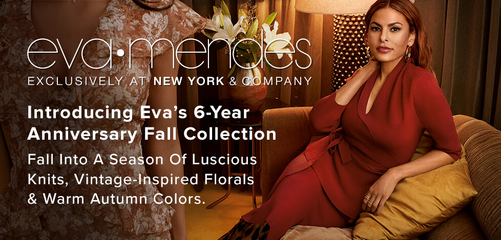 Eva Mendes Collection | Dresses, Tops & More | NY&C