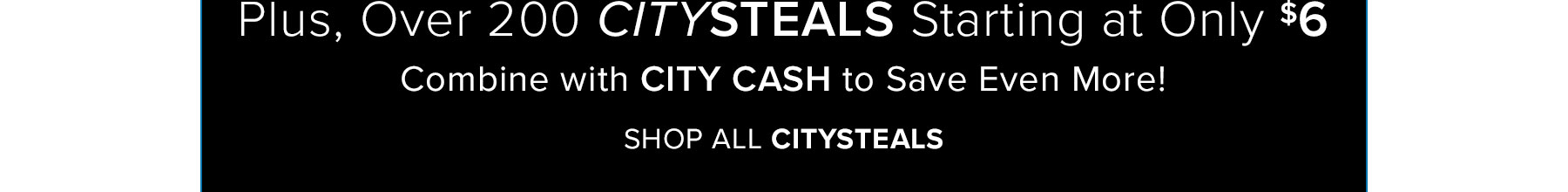 Shop CitySteals