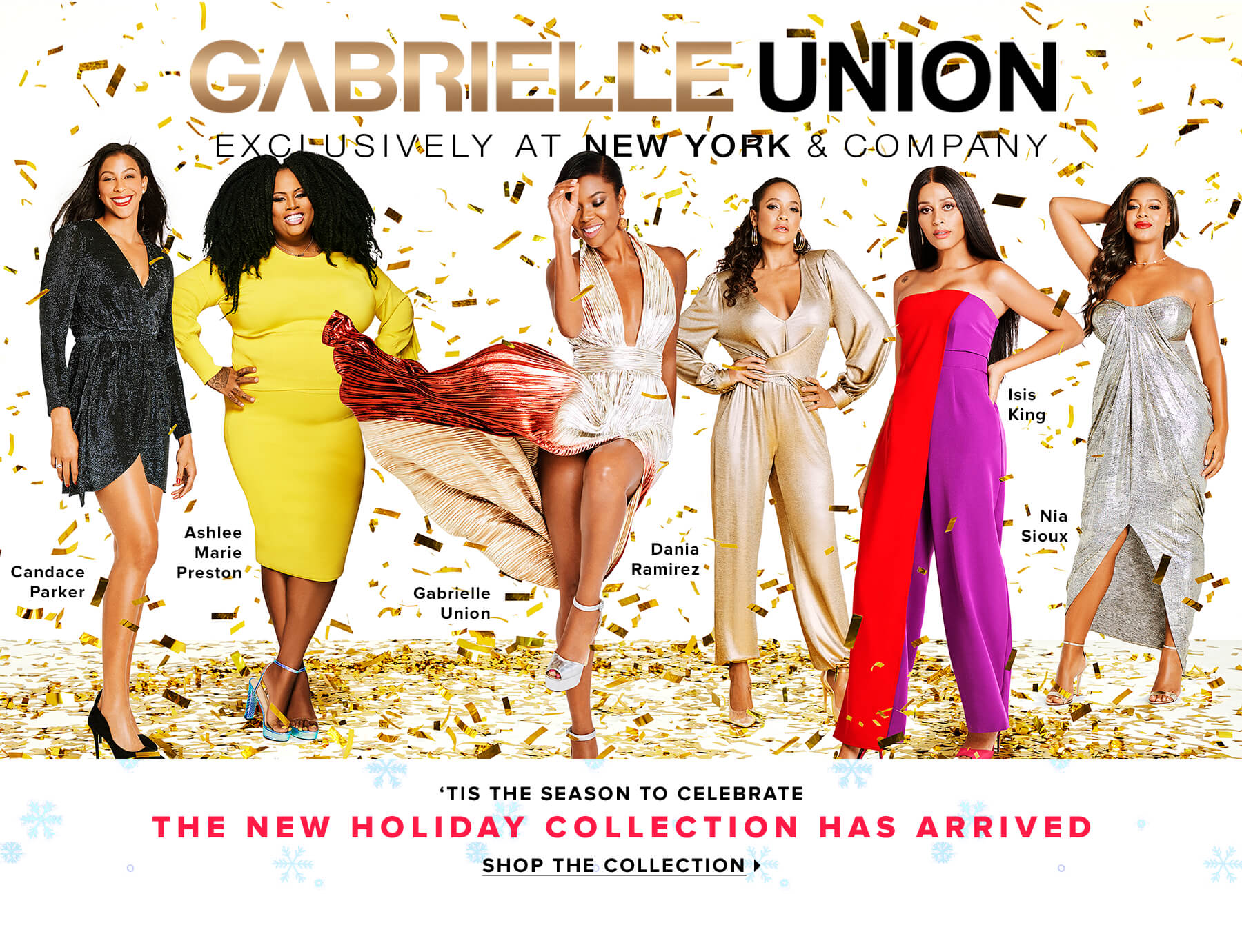 Shop The Gabrielle Union Collection