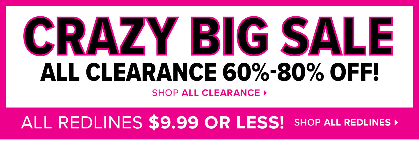 Shop The Crazy Big Sale